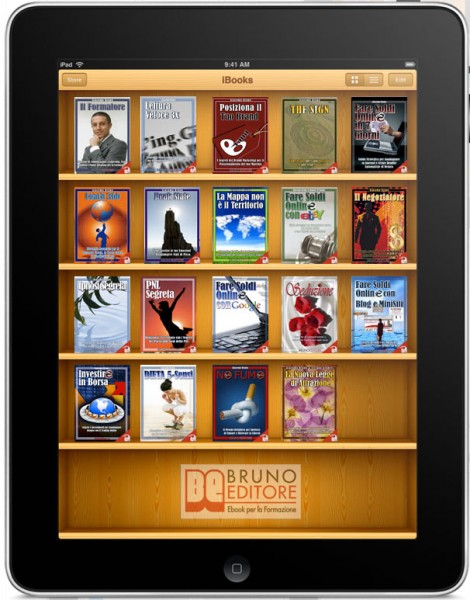 ebook per iPad