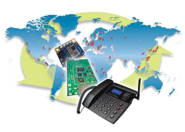 Fujitsu presenta i nuovi terminali WiMAX 4G