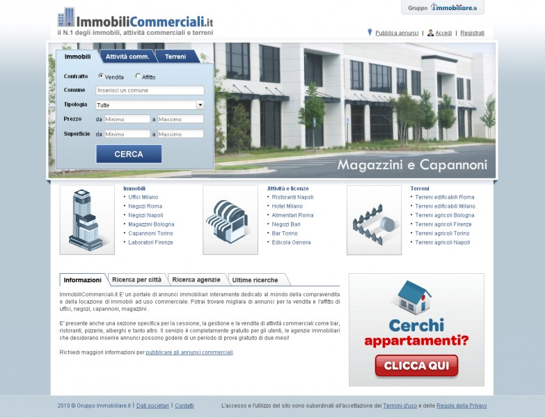 ImmobiliCommerciali.it