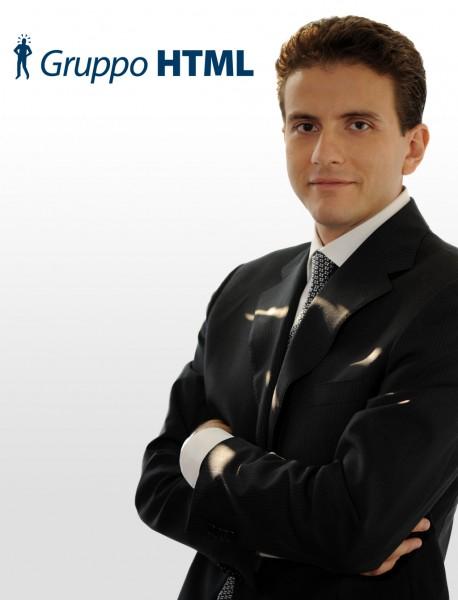 Massimiliano Valente, presidente Gruppo HTML