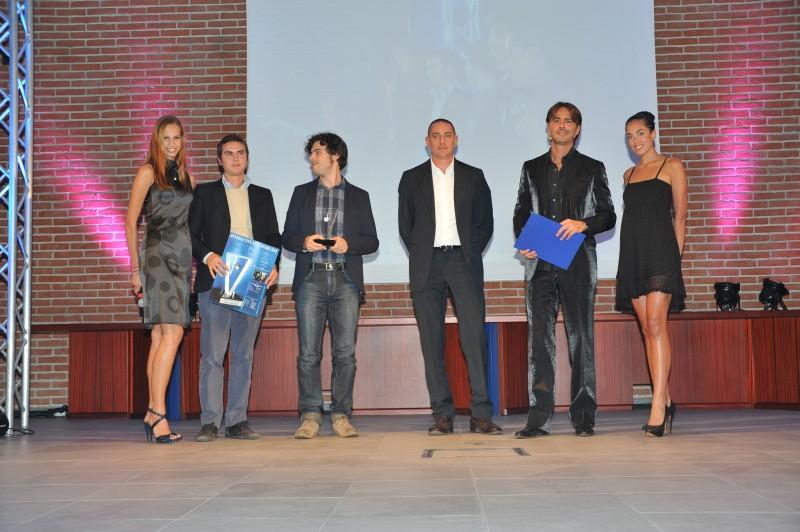 Giorgio Nani di Mobyt agli Interactive Key Awards 2010