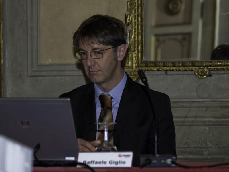 Raffaele Giglio � Country Director Avnet Memec per Italia e Grecia