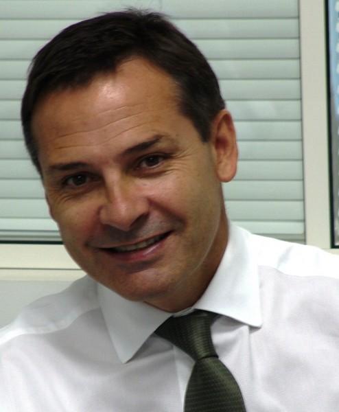 Gary Rider, Presidente Polycom EMEA