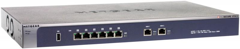 NETGEAR ProSecure Unified Threat Management (UTM50)