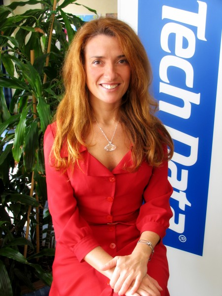 Francesca Capaldi, Marcom Manager Tech Data Italia