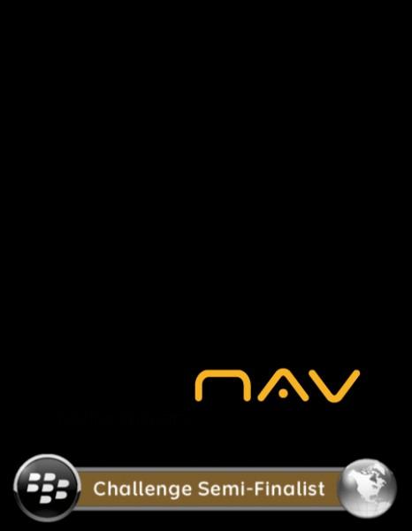 """UbiNav Semifinalista BlackBerry """"Super Apps"""""""