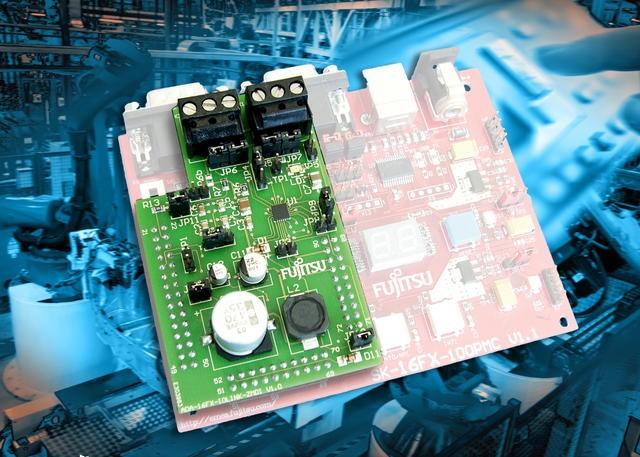 starter kit IO-Link di Fujitsu