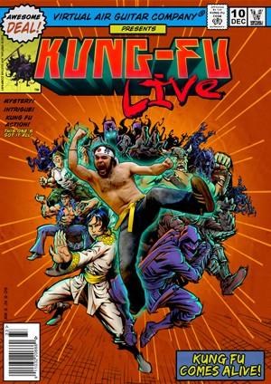 'Kung-Fu LIVE' su PlayStation Network