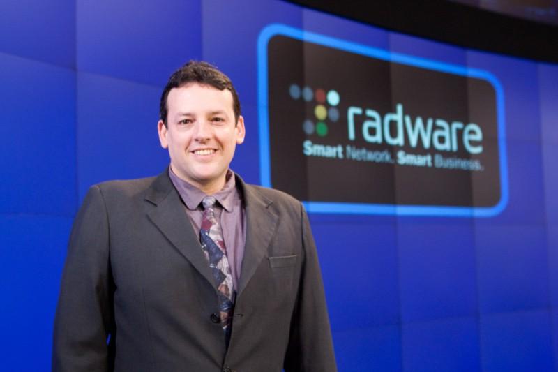 Roy Zisape, President e CEO di Radware