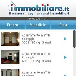App Immobiliare.it per Ovi Store