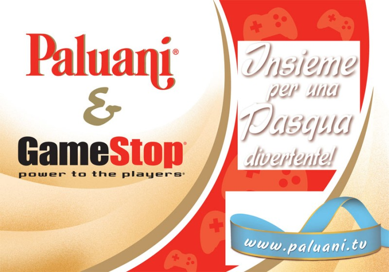 GameStop stringe una partnership con Paluani