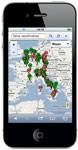 localizzatore satellitare per iphone