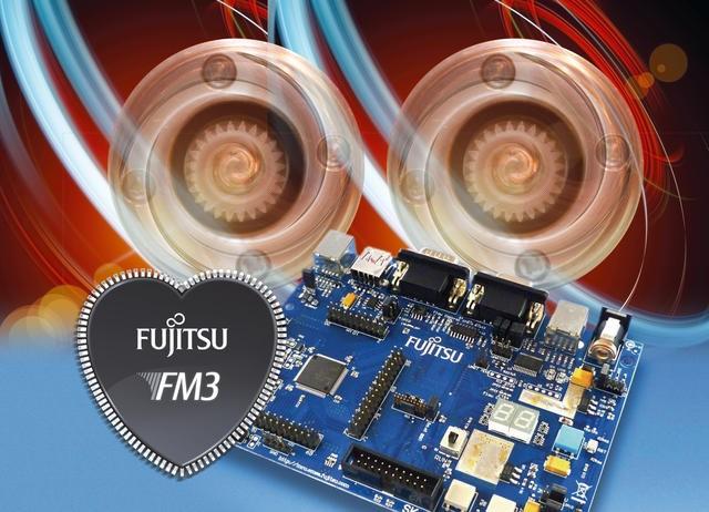 Fujitsu FM3 Microcontroller per applicazioni industriali