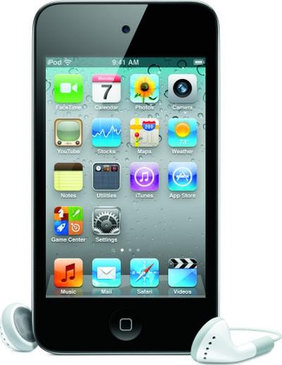 iPod Touch, novità settembre 2010