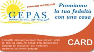 Gepas Card