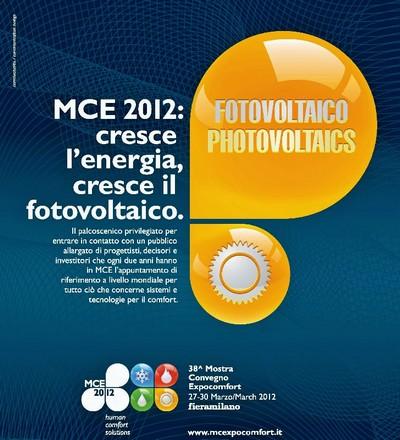 MCE 2012