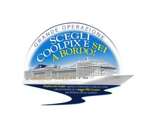 Coolpix e MSC Crociere