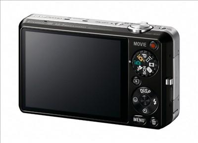 Sony Cyber-shot WX5, retro