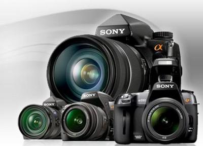 Sony NEX-5 e NEX-3