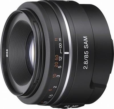 Obiettivo Sony SAL85F28