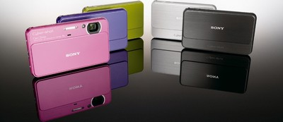 Sony Cyber-shot T99, serie completa