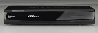 TS 7500HD decoder digitale terrestre hd
