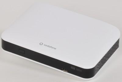 Tv Connect, decoder tv digitale HD di Vodafone