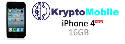 KryptoMobile iPhone4
