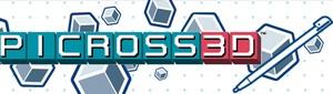 Picross 3D, logo